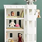 Brownstone Bookshelf