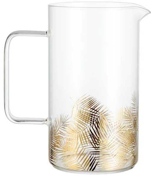 H&M Pitcher With Printed Design