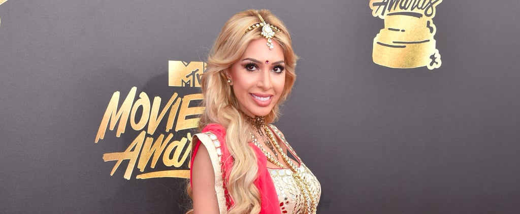 "Farrah Abraham Responds to Cultural Appropriation Claims: ""I Wanted to Bring Culture to the Red Carpet"""