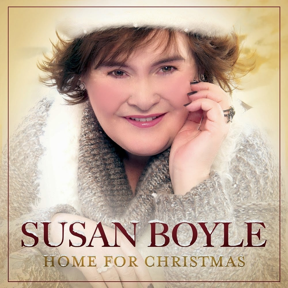 Susan Boyle, Home For Christmas
