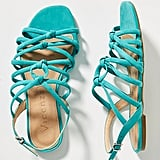 Vicenza Knotted Sandals