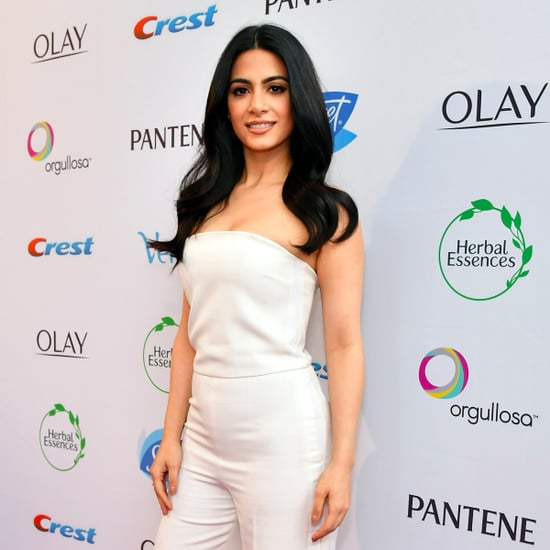 Emeraude Toubia Orgullosa July 2017 Interview