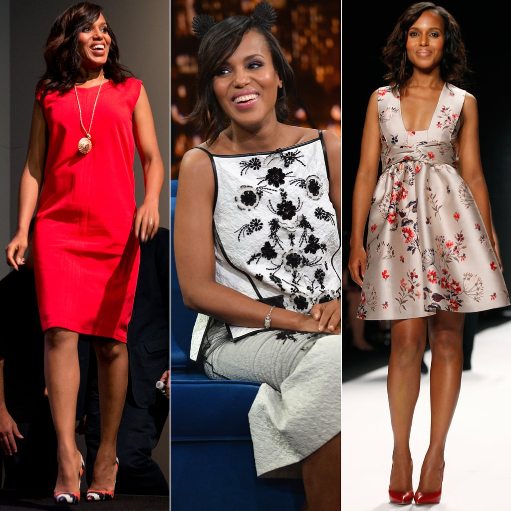 Kerry Washington Just Might Be the Most Stylish Mum-to-Be