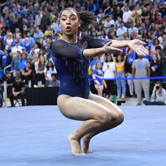 Margzetta Frazier Floor Routine January 2019