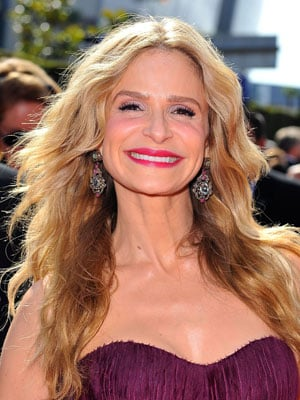 Kyra Sedgwick at 2010 Emmy Awards