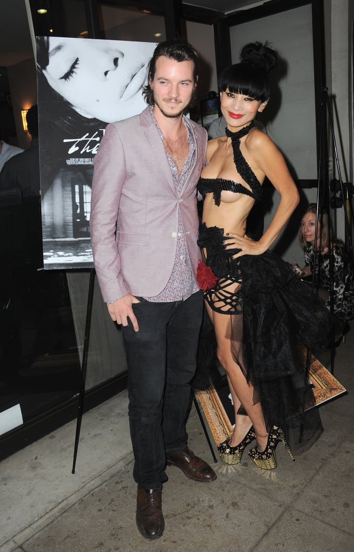 Bai Ling And Nathan Keyes 17 Times Celebrities Totally