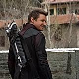 Out: Clint Barton / Hawkeye
