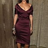 Rihanna at NYFW