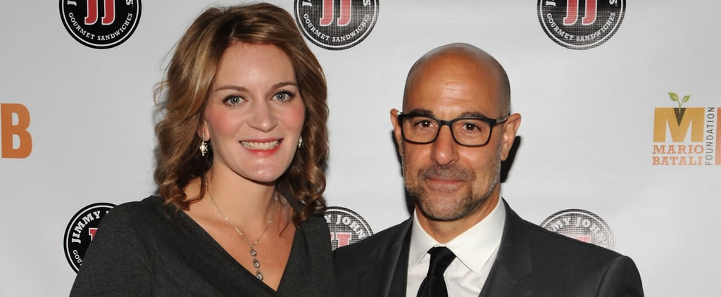 Stanley Tucci Welcomes a Baby Boy With Wife Felicity Blunt