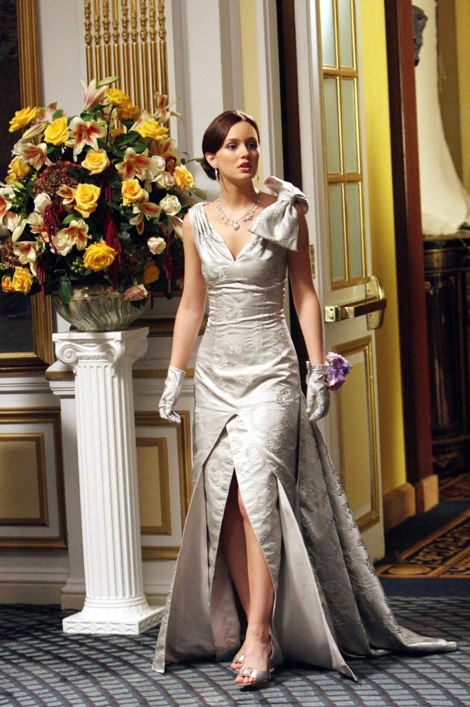 Blair\'s Debutante Ball Gown Was Made in 72 Hours | Gossip Girl ...