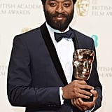 Chiwetel Ejiofor, 2014