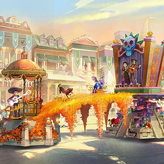 Disneyland Magic Happens Parade Details