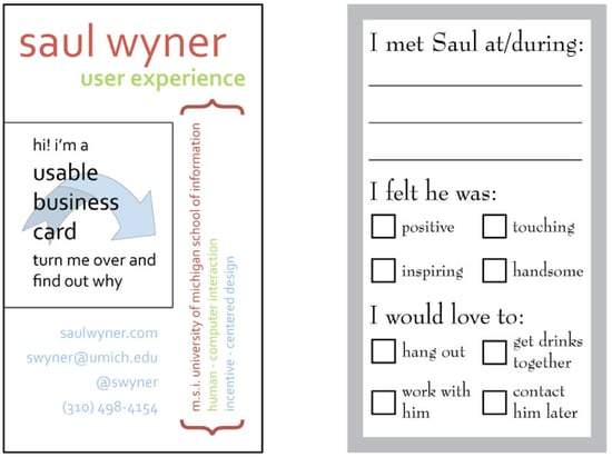 Interactive business cards popsugar career and finance make yourself unforgettable by carrying interactive business cards lifehacker found these awesome engaging business cards designed by saul wyner colourmoves