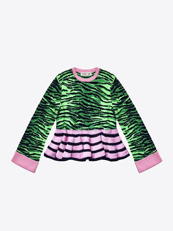 Wool Blend Sweater ($99)