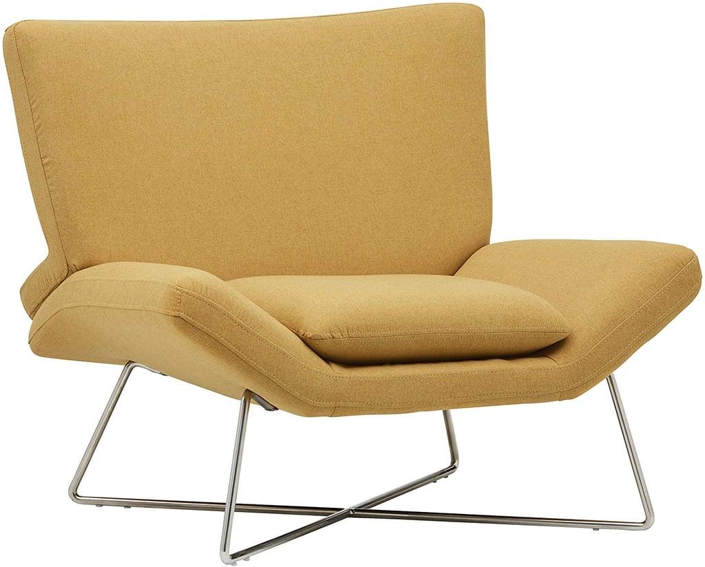 Rivet Farr Lotus Accent Chair Best Scandinavian Home Decor On Amazon Popsugar Home Australia Photo 10