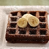 Bake brownies in a waffle maker.