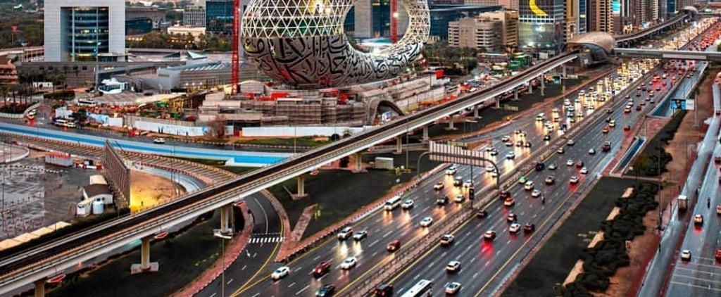 طريق الشيخ زايد يستضيف تحدي دبي للجري في 8 نوفمبر 2019