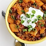 Vegetarian: Butternut Squash and Quinoa Chili