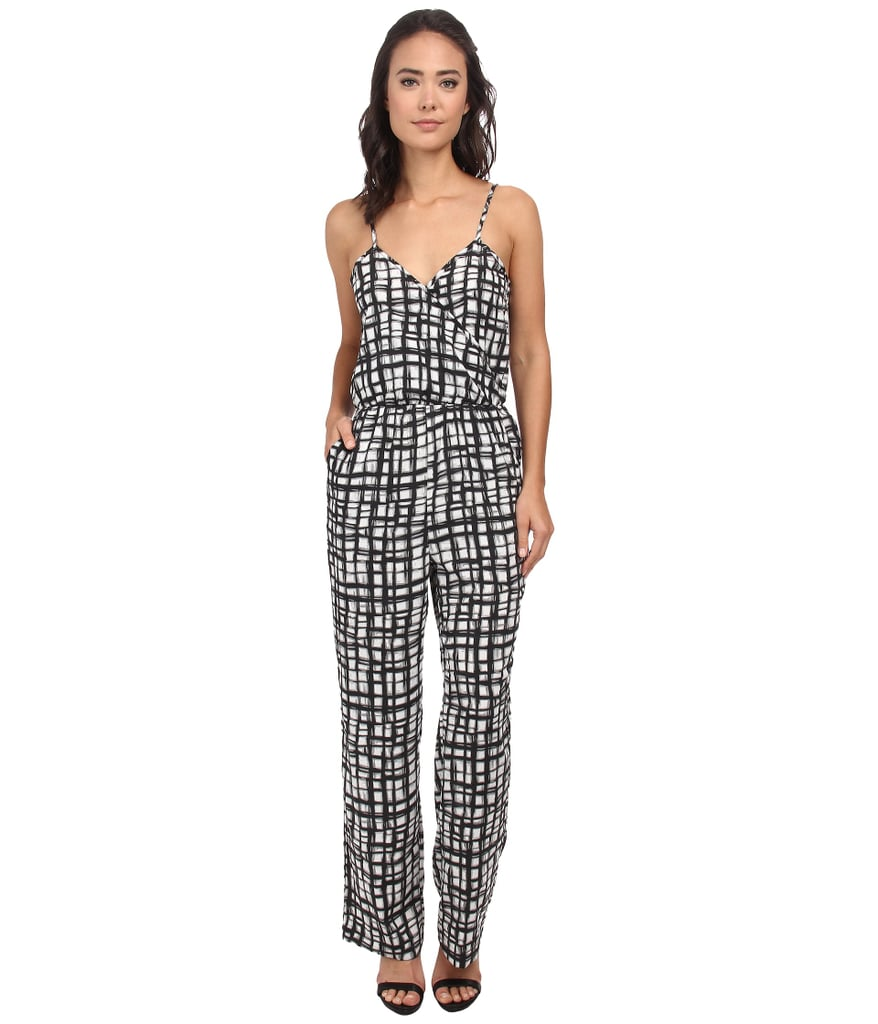 Help mom embrace the jumpsuit trend by starting her off with a fun sleeveless printed piece ($41).