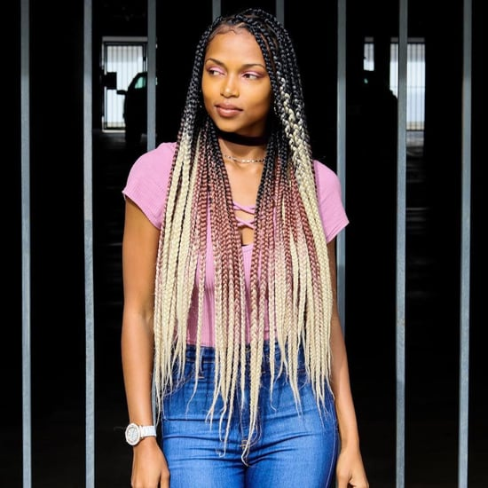Box Braid Hairstyles 2019