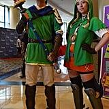 Link — The Legend of Zelda