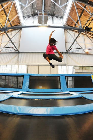 San Francisco House of Air Trampoline Gym