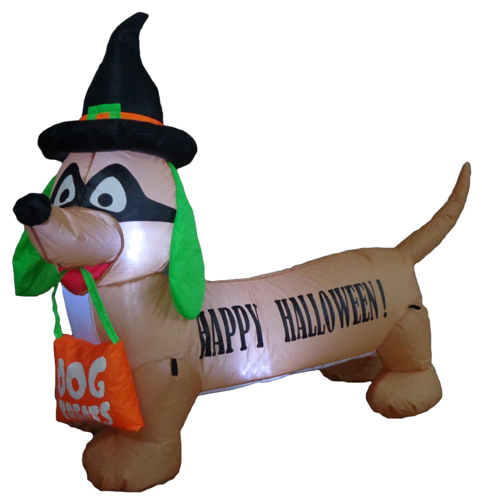 Dachshund Halloween Decorations.Shop The Cutest Halloween Decorations For Dog Lovers Popsugar Pets
