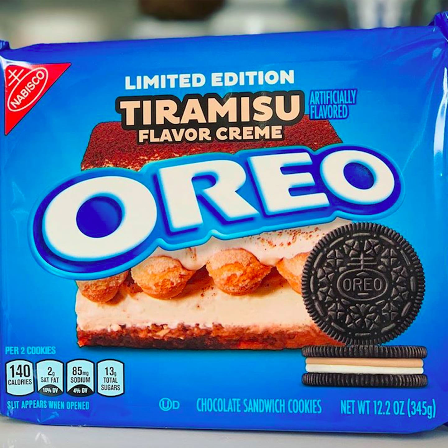 Tiramisu Flavored Oreos Are Now Available In Stores Popsugar Food