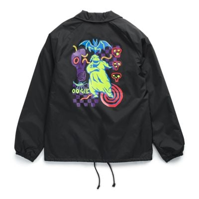 Disney x Vans Oogie Boogie Torrey Coaches Jacket