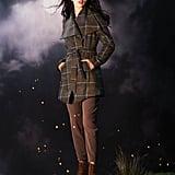 MacKenzie Tartan Wrap Coat ($109-$119)