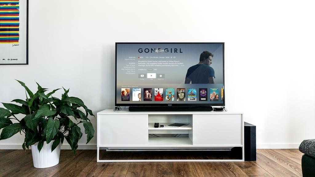 Have a movie marathon at home.