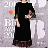 Alice Levine at the 2019 Brit Awards