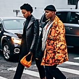 New York Fashion Week Day 1