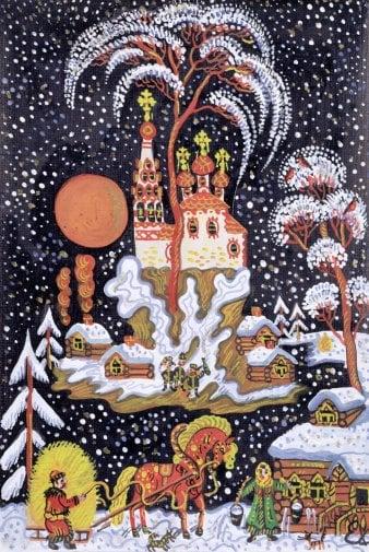 Festive Foods: Sochivo