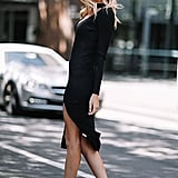 CoCo Fashion Long-Sleeved Dress