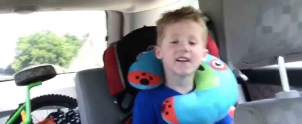 Boy Sings Body Like a Back Road Wrong