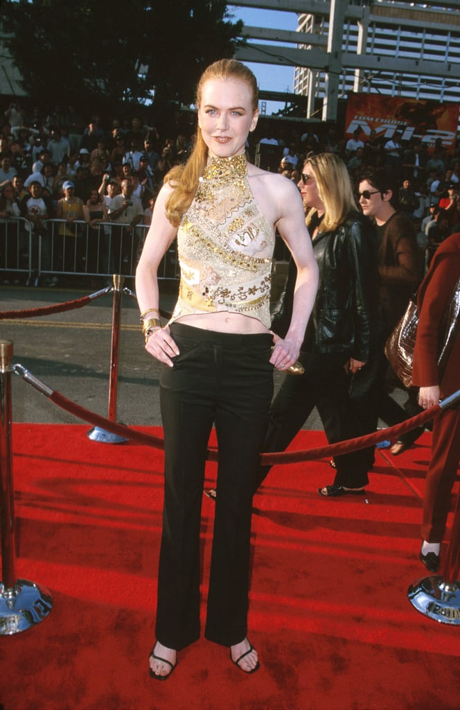 Nicole Kidman's Hottest Moments of All Time Will Make You Sweat Profusely