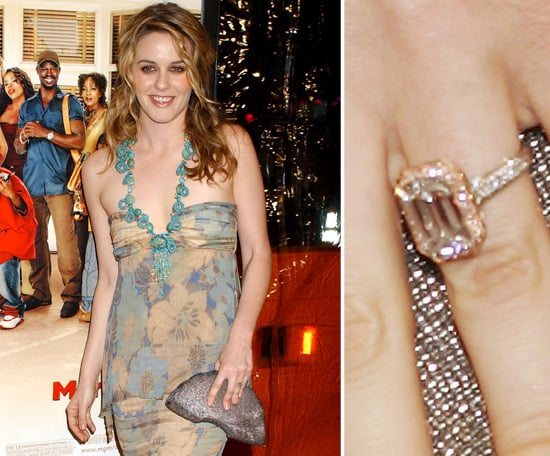 Alicia Silverstone | Celebrity Engagement Ring Pictures | POPSUGAR ...