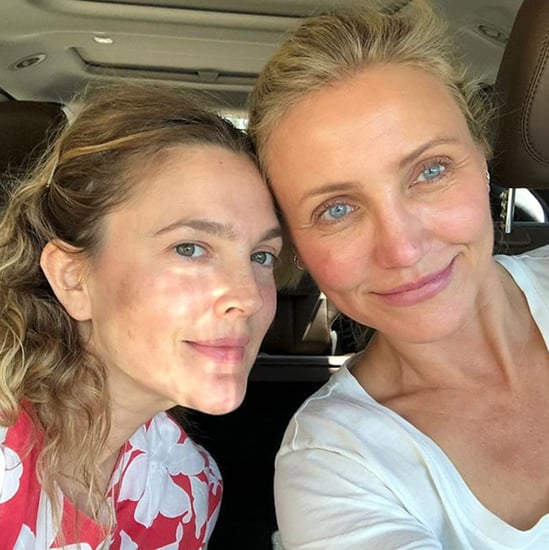 Drew Barrymore and Cameron Diaz's Instagram Photo July 2018