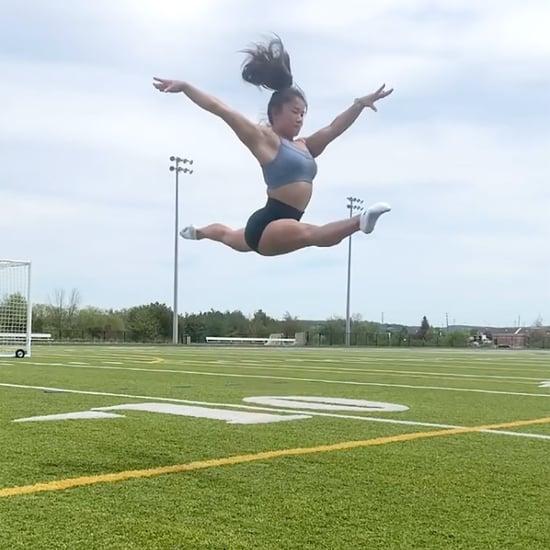 Instagram Videos of Littletfitness Strength and Flexibility