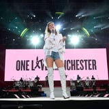 Miley Cyrus Performances at One Love Manchester Concert