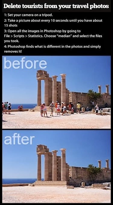 Remove Tourists From Travel Photos 79 Hacks That Will Change Your Life Popsugar Smart Living