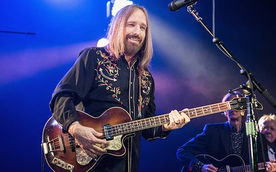 FROM EW: Tom Petty Named 2017 MusiCares Person of the Year