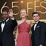 Nicole Kidman, Zac Efron, and Lee Daniels enjoyed the spotlight at the premiere of The Paperboy in Cannes.