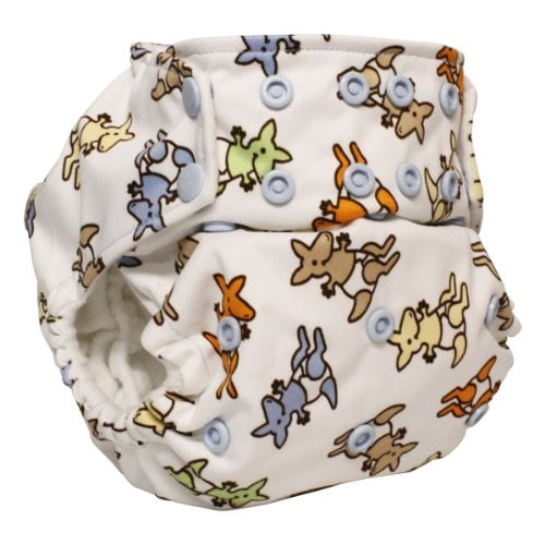 Rumparooz Reusable Cloth Pocket Diaper ($26)