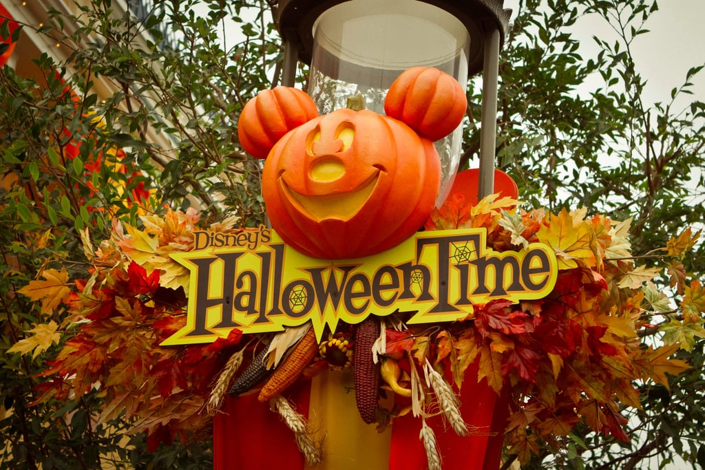 Disney Halloween Party | POPSUGAR Smart Living