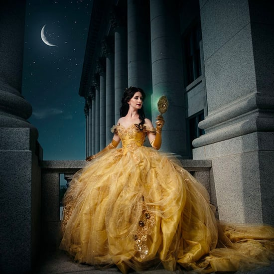 Disney Princesses as Queens Photos