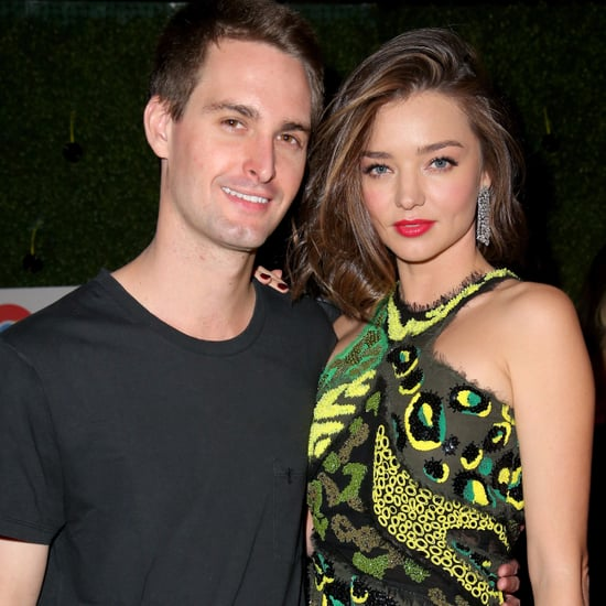 Miranda Kerr and Evan Spiegel Pictures