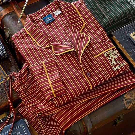Harry Potter Gryffindor House Pajama Set