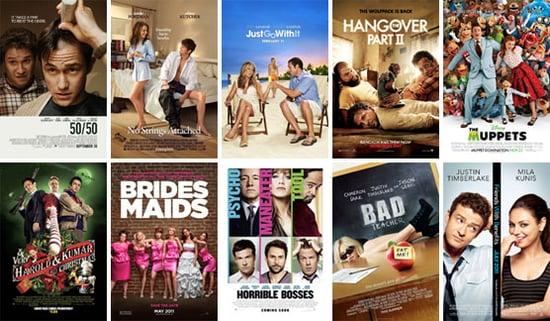 Top comedy movie new